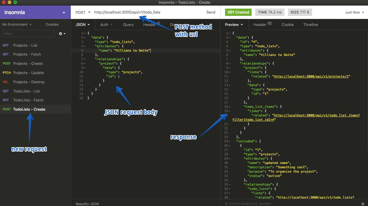 create todo list screenshot